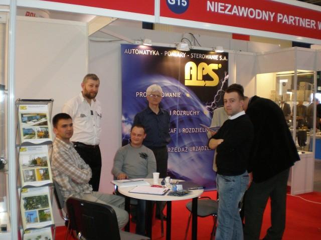 Targi odbywają się w warszawskim centrum EXPO XXI.