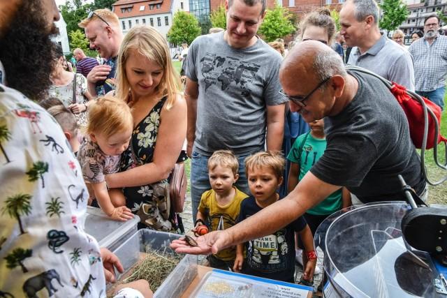 Stowarzyszenie Czysta Puszcza Bydgoska zorganizowało EkoPlener - największe wakacyjne wydarzenie ekologiczne w województwie kujawsko-pomorskim. Impreza odbyła się 1 sierpnia na Wyspie Młyńskiej.