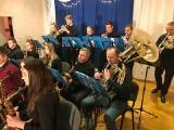 Koncertowy debiut włoszczowskiego Big Bandu w Święto Trzech Króli (ZDJĘCIA, WIDEO)
