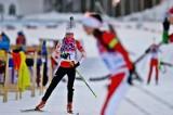 """ME w biathlonie: Hojnisz """"plus 10"""". Gwiazdami są niestety dopingowicze"""