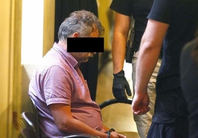 Tomasz P. jest podejrzany o stworzenie grupy przestępczej, która zajmowała się ustawianiem przetargów w ZZMiUW.