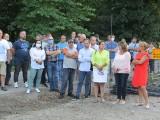 Mieszkańcy Ostrowa koło Przemyśla protestują przeciw budowie nadajnika GSM. Inwestycja już się rozpoczęła