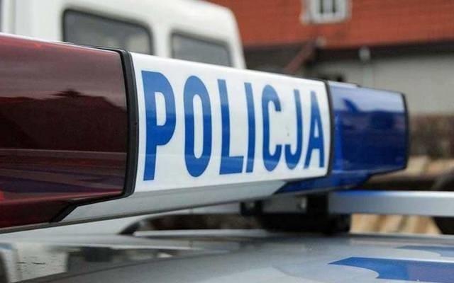 Ciało znaleziono w sobotę po południu w jednej z hal magazynowych.