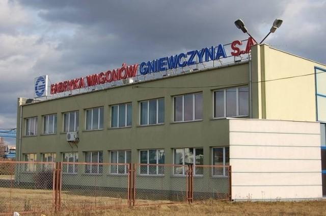 W Fabryce Wagonów w Gniewczynie Łańcuckiej pracowało kiedyś 1300 osób. Teraz dzięki PKP CARGO zakłady mają dużą szansę na reaktywację.