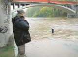 Rzeki przekroczyły stany ostrzegawcze