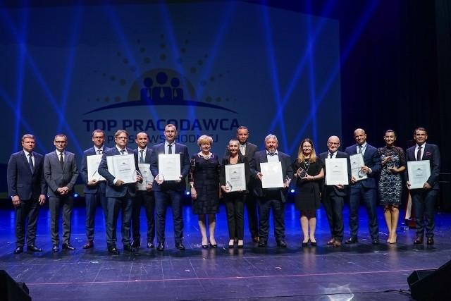 Laureaci konkursu Top Pracodawcy Polski Wschodniej 2019