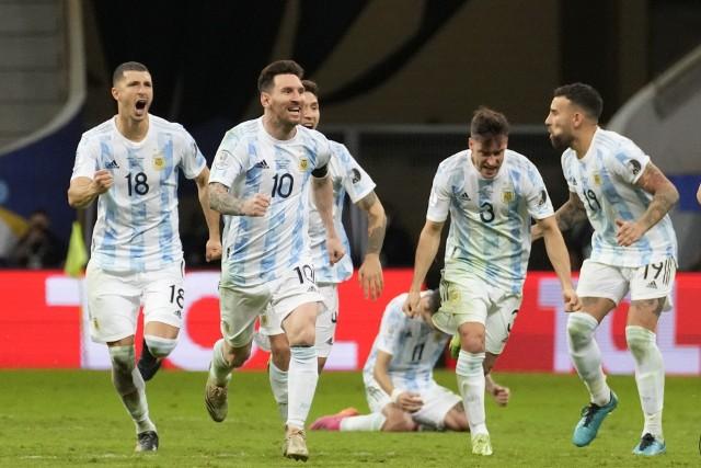 Kolejny dobry mecz Messiego i wymarzony finał stał się faktem