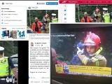 Przejmujące zdjęcie z wypadku w Stalowej Woli obiegło Polskę. Rozdziera serce, wyraża więcej niż słowa