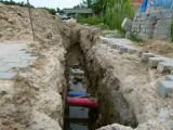 Prywatne dziury na ul. Budy