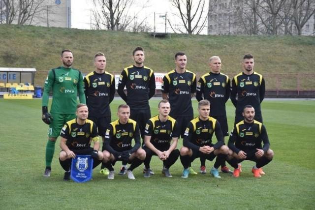 GKS Jastrzębie pokonał na wyjeździe Odrę Opole 2:1.