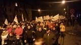 """Strajk na Śląsku: """"Trumna"""" Kopacz, groźby Dudy i kilkunastotysięczny marsz w Bytomiu ZDJĘCIA+WIDEO"""