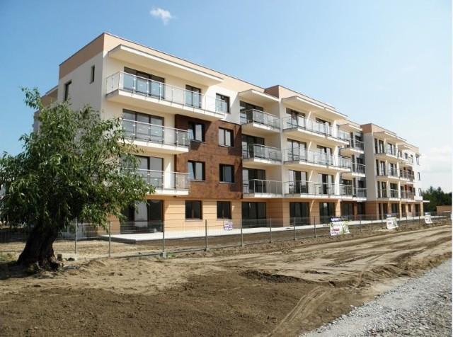 W woj. kujawsko-pomorskim buduje się coraz więcej mieszkańW woj. kujawsko-pomorskim buduje się coraz więcej mieszkań