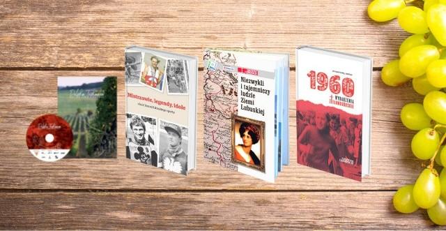 Pakiet trzech książek + płyta w wyjątkowej cenie!