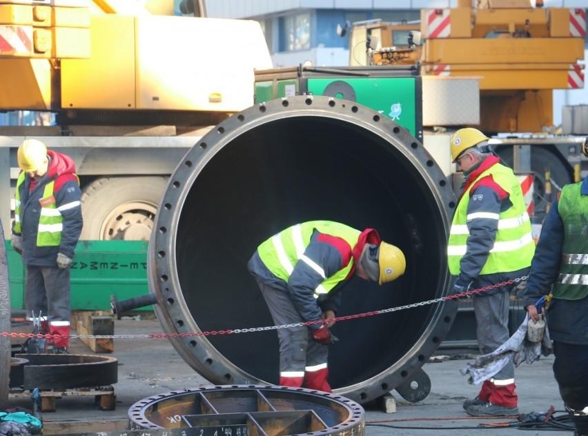 Zakończył się częściowy postój remontowy rafinerii w Gdańsku [zdjęcia]