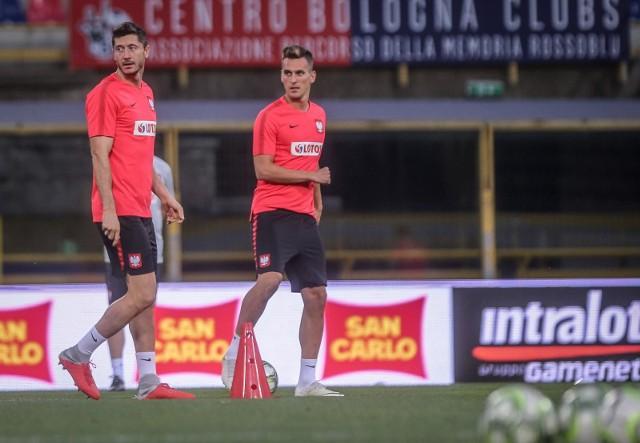 Reprezentacja Polski zagra w piątek z Włochami pierwszy mecz w ramach Ligi Narodów UEFA