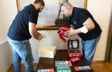 Sześć defibrylatorów będzie dostępnych w kilku miejscach w Grudziądzu. Gdzie? [zdjęcia]