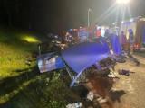 Śmiertelny wypadek w Babim Dole. Nie żyje 34-letni kierowca audi!