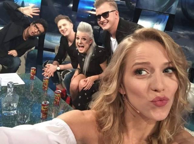 Piękni i Młodzi w talk show Kuba Wojewódzki