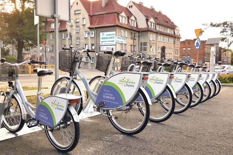 Firma Nextbike Polska, który we wtorek, 22 września zapewni użytkownikom Siemianowickiego Roweru Miejskiego dłuższy darmowy czas wypożyczenia.