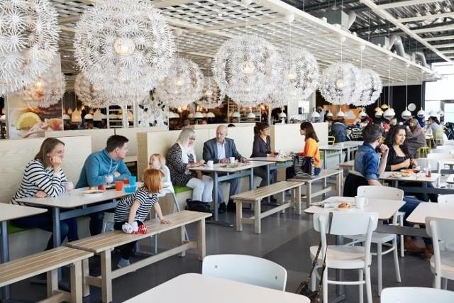Ikea w Katowicach serwuje śląskie rolady