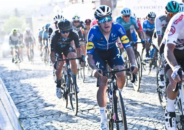 W poniedziałek kolarze rywalizowali na etapie Lublin - Chełm, we wtorek pojadą z Zamościa do Przemyśla.