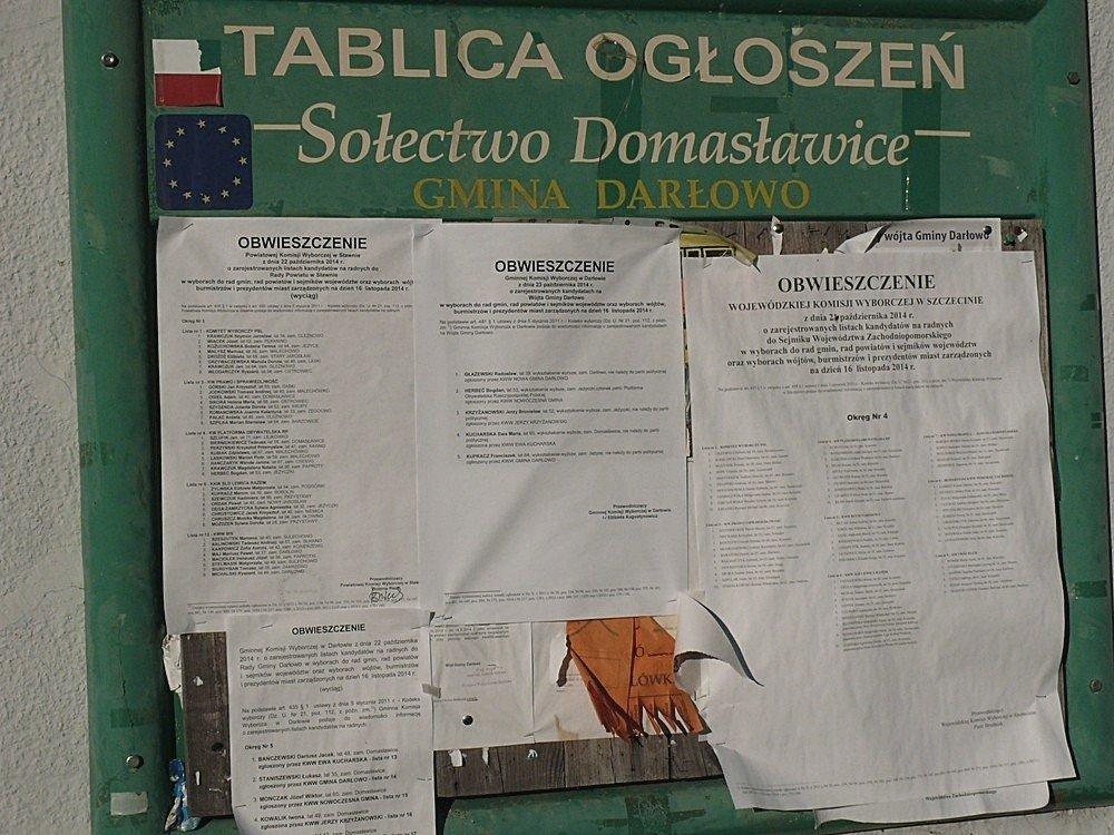 Kolejne Protesty Wyborcze W Gminie Darłowo Komisarz