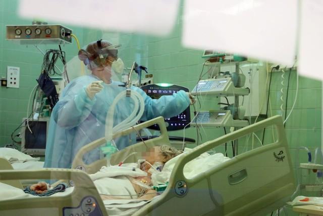 Szpital covidowy w województwie lubelskim