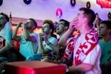 Tak kibice w Bydgoszczy dopingowali podczas meczu Polska - Szwecja [zdjęcia]