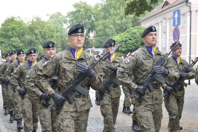 5 lipca to święto 17 Wielkopolskiej Brygady Zmechanizowanej z Międzyrzecza