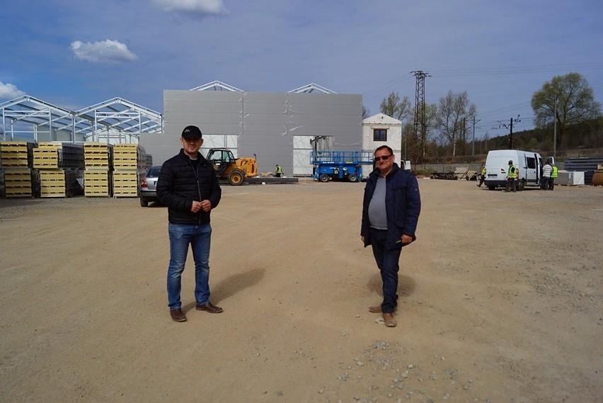W Stykowie od lipca będą produkowane naczepy do przewozu żywych zwierząt. Będą nowe miejsca pracy