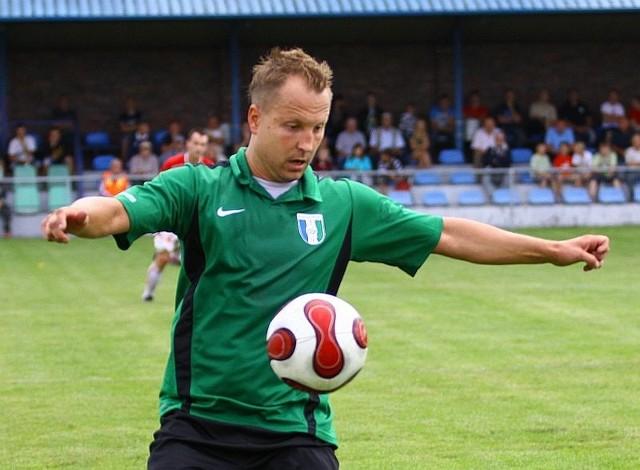 Sławomir Sieńczewski z TOR-u.