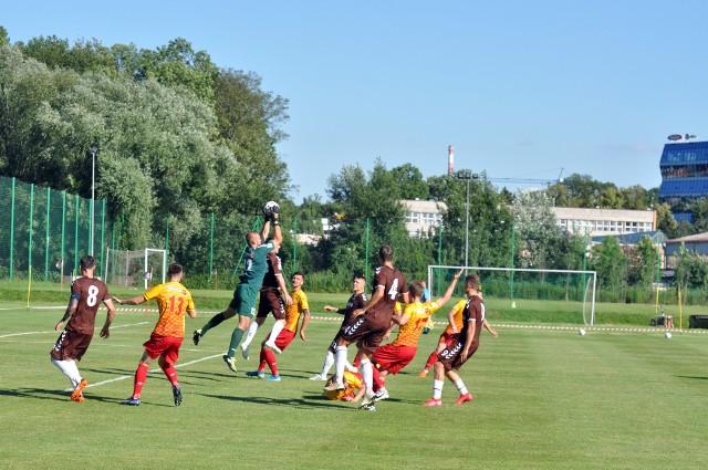 Garbarnia pokonała Znicz 1:0