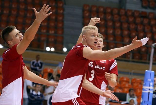 W meczu z Ukrainą Jakub Ziobrowski zdobył 20 punktów.