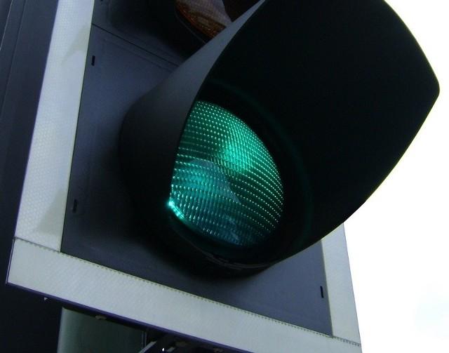 Sygnalizacja świetlna nie działa na skrzyżowaniu ulic Garncarskiej i Wiejskiej.