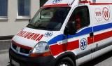 Zderzenie trzech pojazdów na skrzyżowaniu ulic Tczewskiej i Irydowej w Szczecinie. Jedna osoba ranna