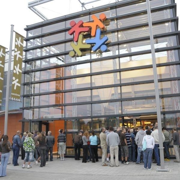 Firma Mayland (CH Karolinka) zainwestowała na Opolszczyźnie 185 mln złotych.