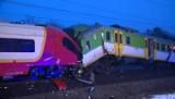 Wesoła. Katastrofa pociągów niedaleko Warszawy (wideo)