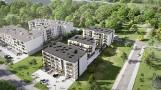 W Kielcach koło zalewu ruszyła budowa osiedla Klonowa Przystań. Będzie, kameralnie, nowocześnie i komfortowo [WIZUALIZACJE]