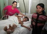 Gdańscy lekarze uratowali życie małemu chłopcu z Indii [ZDJĘCIA]