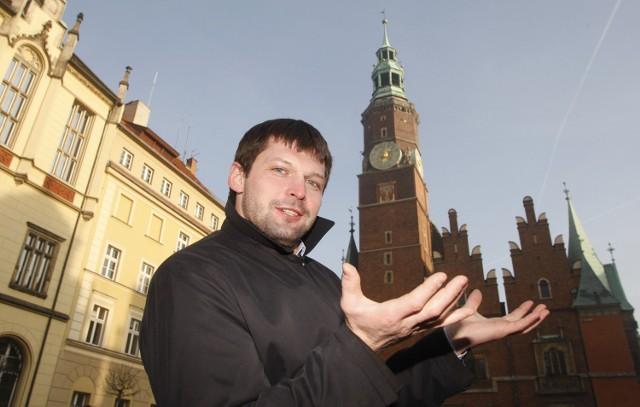 Szymon Kołecki wygrał plebiscyt Gazety Wrocławskiej w roku 2008.