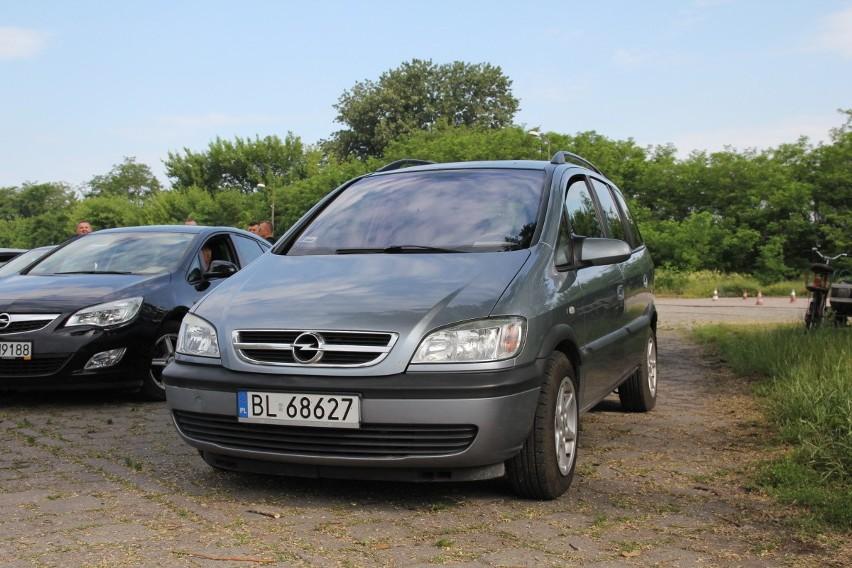 Opel Zafira, rok 2004/2005, 1,6 benzyna+gaz, cena 9200 zł