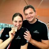 Pływanie. Brązowy medal Marty Klimek w Olsztynie połączony z kwalifikacją
