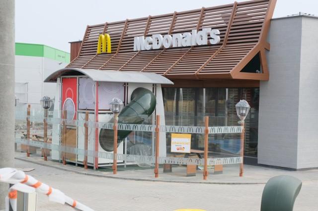Otwarcie pierwszej restauracji sieci McDonald's w Piekarach Śląskich już 27 marca!