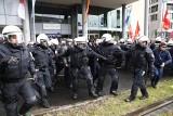 Niemcy: Protesty przeciw zjazdowi skrajnej prawicy w Kolonii