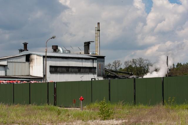 na terenie po bydgoskim Zachemie działa już jedna spalarnia firmy Eneris - niewielka.
