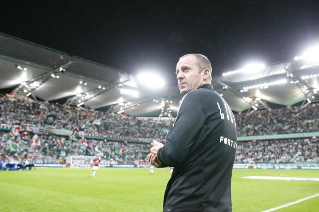 Aleksandar Vuković po meczu Legia - Górnik: To było przyjemne spotkanie