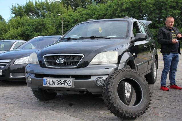 Kia Sorento, rok 2002, 2,5 diesel, cena  9 500 zł