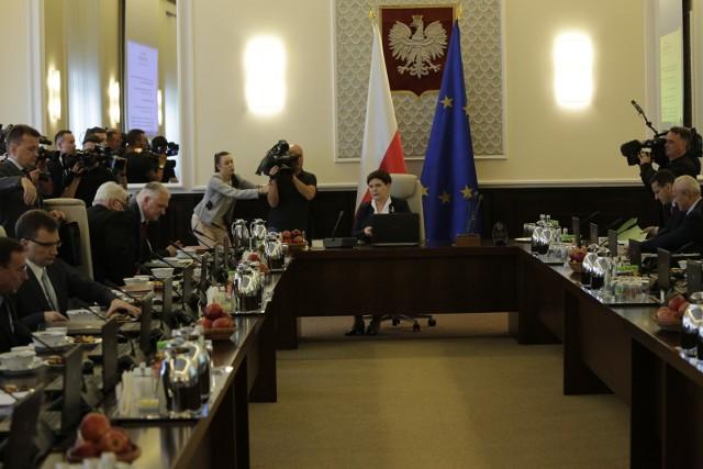 Posiedzenie Rady Ministrów w dniu 25 lipca 2017 r.