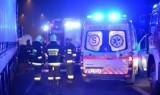 Wypadek na autostradzie A4 w Rudzie Śląskiej. Są ranni. Autostrada A4 w kierunku Wrocławia zablokowana