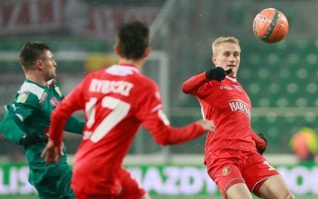 Bartłomiej Pawłowski marzy o grze w seniorskiej reprezentacji Polski